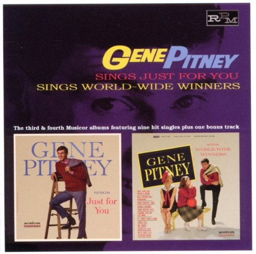 Gene Pitney - Sings Just For You / World Wide Winners - Zortam Music