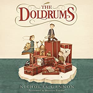 The Doldrums Audiobook