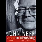 John Neff on Investing | John Neff,S.L. Mintz