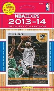 Buy Brooklyn Nets Brand New 2013 2014 Hoops Basketball Factory Sealed 9 Card NBA Licensed Team Set by Brooklyn Nets Team Set