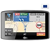 Navigation GPS MAPPY ULTIS536 NOIR EUROPE 14 PAYS CARTE A VIE