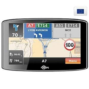 MAPPY Ulti S536 Europe - Cartes à vie gratuite