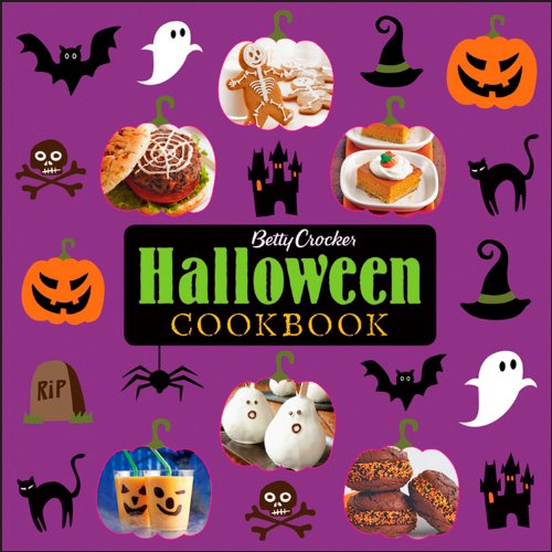 Betty Crocker Halloween Cookbook (Betty Crocker Kids Cook compare prices)