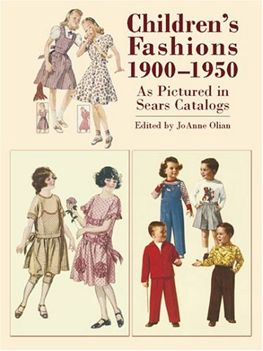 Children%27s+Fashions+1900-1950+As+Pictured+in+Sears+Catalogs