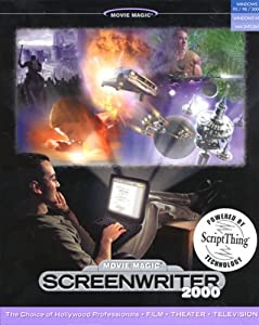 Write Brothers Movie Magic Screenwriter (PC & Mac)
