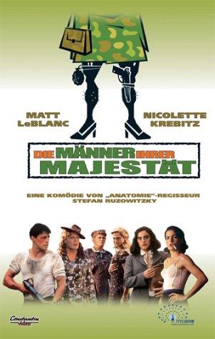 Die Männer Ihrer Majestät [VHS]