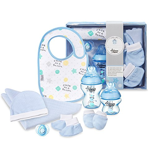 Tommee Tippee Closer To Nature Gift Set, Blue