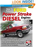 How to Rebuild Ford Power Stroke Diesel Engines 1994-2007 (Workbench How to)