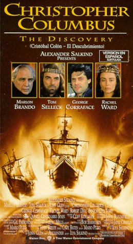 Christopher Columbus: The Discovery [VHS] [Import]