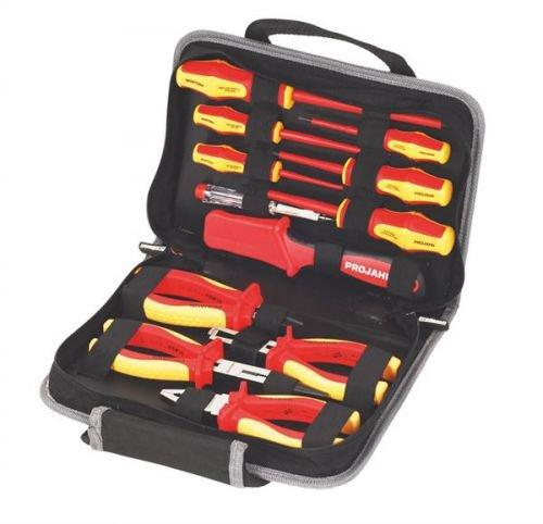 Werkzeugmappe proficraft VDE 12-teilig, 8687