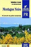 echange, troc Guide Chamina - Montagne Noire