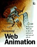 img - for Designing Web Animation book / textbook / text book