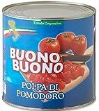 トマトコーポレーション カットトマト(イタリア産) 1号缶 2550g