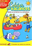 echange, troc Magnard - Cahier de vacances j'entre en GS 4-5 ans