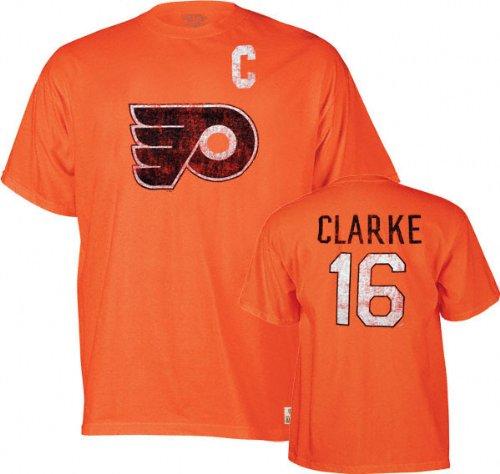NHL Men's Philadelphia Flyers Bobby Clarke Alumni