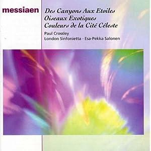 Messiaen - Des canyons aux étoiles, Eclairs sur l'au-delà 51ND6X8XaDL._SL500_AA300_