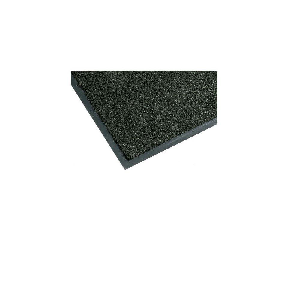 Teknor Apex NoTrax T37 Atlantic Olefin 4468 111 3' x 4' Carpet Entrance Floor Mat   Green Kitchen Mats Kitchen & Dining
