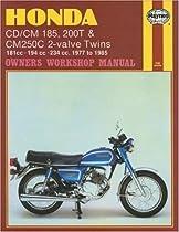 Honda CD/CM 185, 200T & CM250C 2-valve Twins