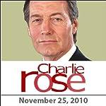 Charlie Rose: Colin Firth, Tom Hooper, and Fran Lebowitz, November 25, 2010 | Charlie Rose
