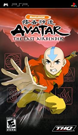 Avatar The Last Airbender - Sony PSP