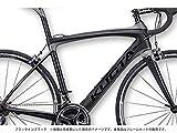 KUOTA(クォータ) 2016 KIRAL(キラル) ロードフレームセット ブラックオンブラック L(510) 6S80306144739