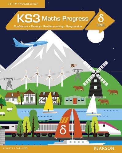 KS3 Maths Progress: Student Book Delta 1 (KS3 Maths Series)