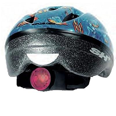 SH+ Boys Cycle helmet Junior Lucky Surfer medium 52 56 cm by SH+