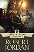 Knife of Dreams (Wheel of Time) by Robert Jordan cover image