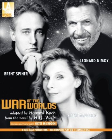 War of the Worlds - The Invasion From Mars (Dramatised) - H.G. Wells, Howard Koch