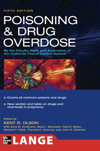 Poisoning And Drug Overdose, 5th edition (Olson,...