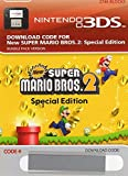 New Super Mario Bros. 2: Special Edition Download Code (3DS)