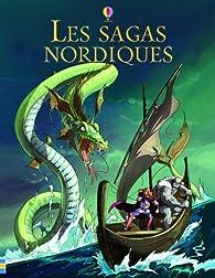 Mythes nordiques illustrés par Alex Frith