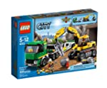 LEGO City 4203 Excavator Transport