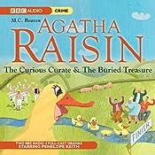 Agatha Raisin: The Curious Curate & The Buried Treasure | [M. C. Beaton]