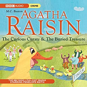 Agatha Raisin: The Curious Curate & The Buried Treasure | [M. C. Beaton]