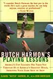 img - for Butch Harmons Playing Lessons book / textbook / text book