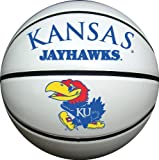 Kansas Jayhawks Official Size Synthetic Leather Autograph Basketball