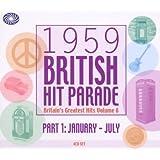 Pt1 1959: British Hit Parade: