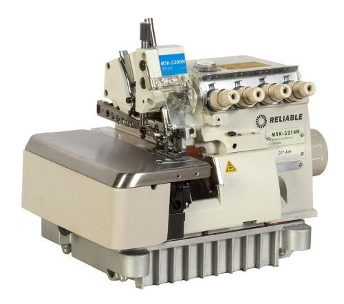Three/Four Thread Serging Machine