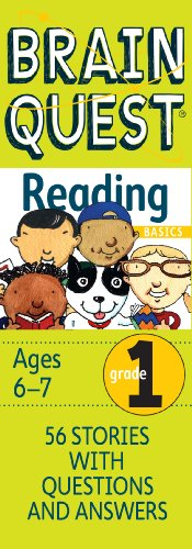 Brain Quest Grade 1 Reading (Brain Quest Grade 6 Cards compare prices)