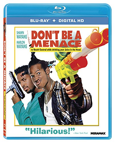 Don't Be A Menace To South Central While Drinking Your Juice In The Hood [Blu-ray + Digital HD]
