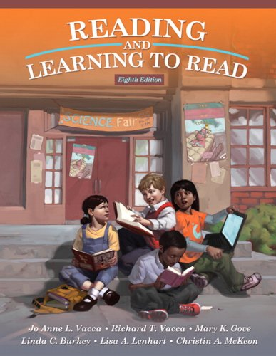 Reading and Learning to Read (8th Edition)