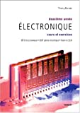 Electronique 2me anne : Cours et exercices BTS lectronique/DUT gnie lectrique/Licence EEA
