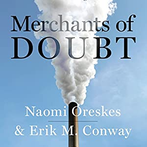 Merchants of Doubt Audiobook
