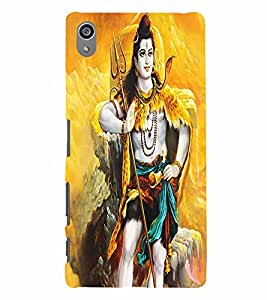 Perfect print Back cover for Sony Xperia Z5 Plus