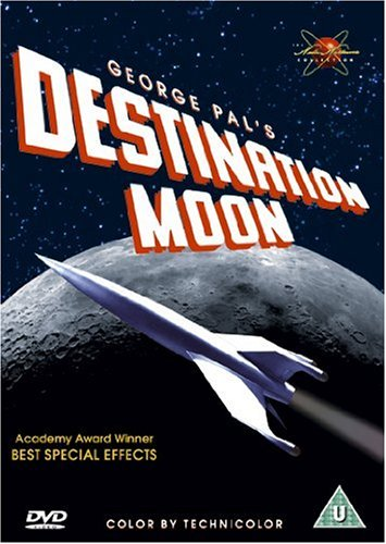 Destination Moon [DVD]
