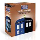 Doctor Who: The TV Episodes Collection 6 (Dr Who)