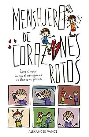 Amazon.com: Mensajero de corazones rotos (Spanish Edition) eBook