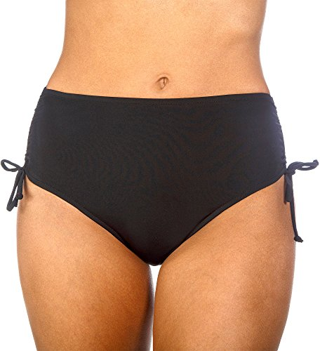 caribbean-joe-womens-adjustable-brief-bikini-bottom-black-12