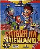 Abenteuer im Zahlenland, 1 CD-ROM Für Windows 95/98/2000